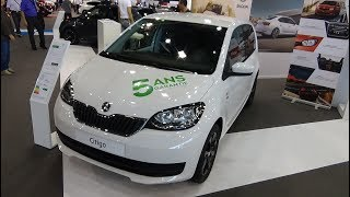 2018 Skoda Citigo Drive 1.0 MPI 60 - Exterior and Interior - Salon Automobile Lyon 2017