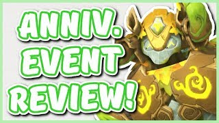 Overwatch - 2018 ANNIVERSARY EVENT REVIEW (The Perfect Event!)