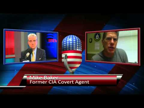 "Mike Baker -  Former CIA Covert Agent and host of ""America Declassified"" on The Travel Channel"