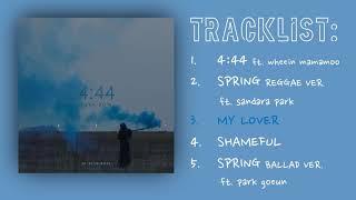 [FULL ALBUM] Park Bom (박봄) - re : BLUE ROSE
