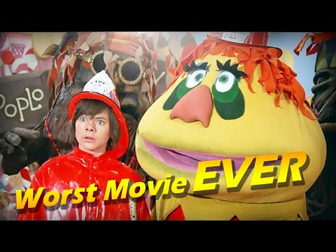 Pufnstuf Review (1970) - Pufnstuf The Movie - Worst Movie Ever Made?