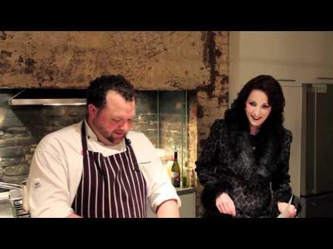 The Islington's chef Jonathan Alexander