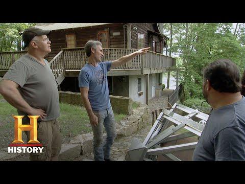 American Pickers: Bonus - Lost City | History