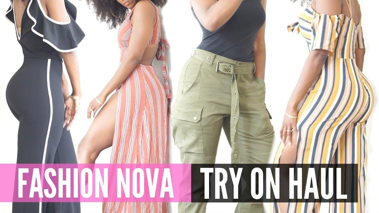 37aafbb01352 Fashion Nova Try on Haul