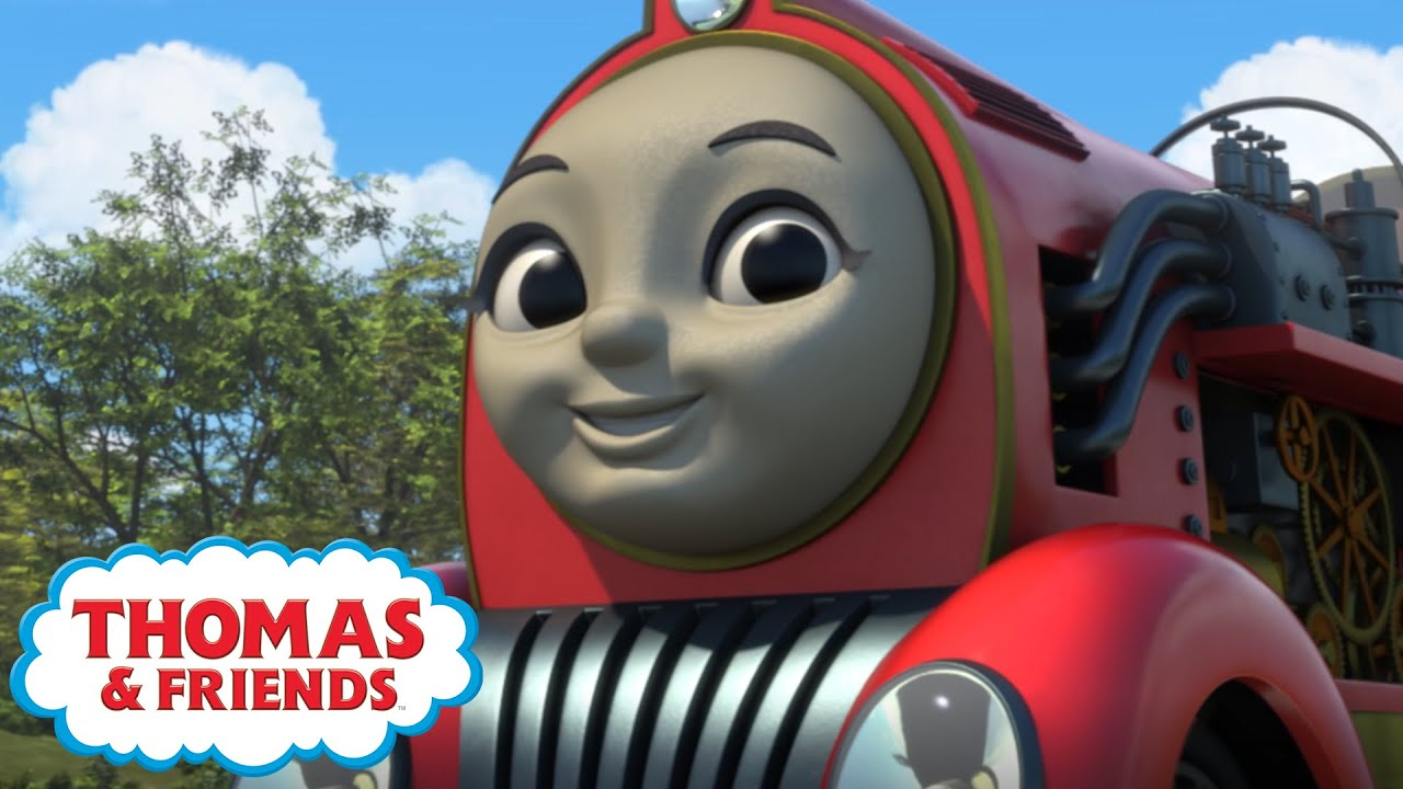 Thomas & Friends™ | Meet the Character - Cleo | Season 24 - The Royal Engine | Cartoons for Kids
