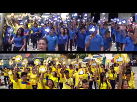Campaña YA-PANA | Colegio Vicente Anda Aguirre |Cantón Balsas - El Oro - Ecuador