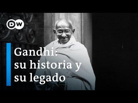 Mahatma Gandhi: morir por la paz   DW Documental