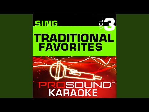 Beautiful Dreamer (Karaoke Instrumental Track) (In the Style of Traditional)