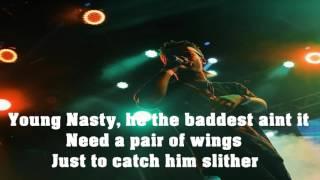 Nasty c golden lyric video