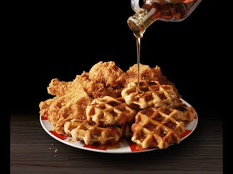 Big Rig - Chicken And Waffles Finally KFC