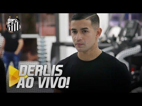 DERLIS GONZÁLEZ | APRESENTAÇÃO AO VIVO | (02/08/18)
