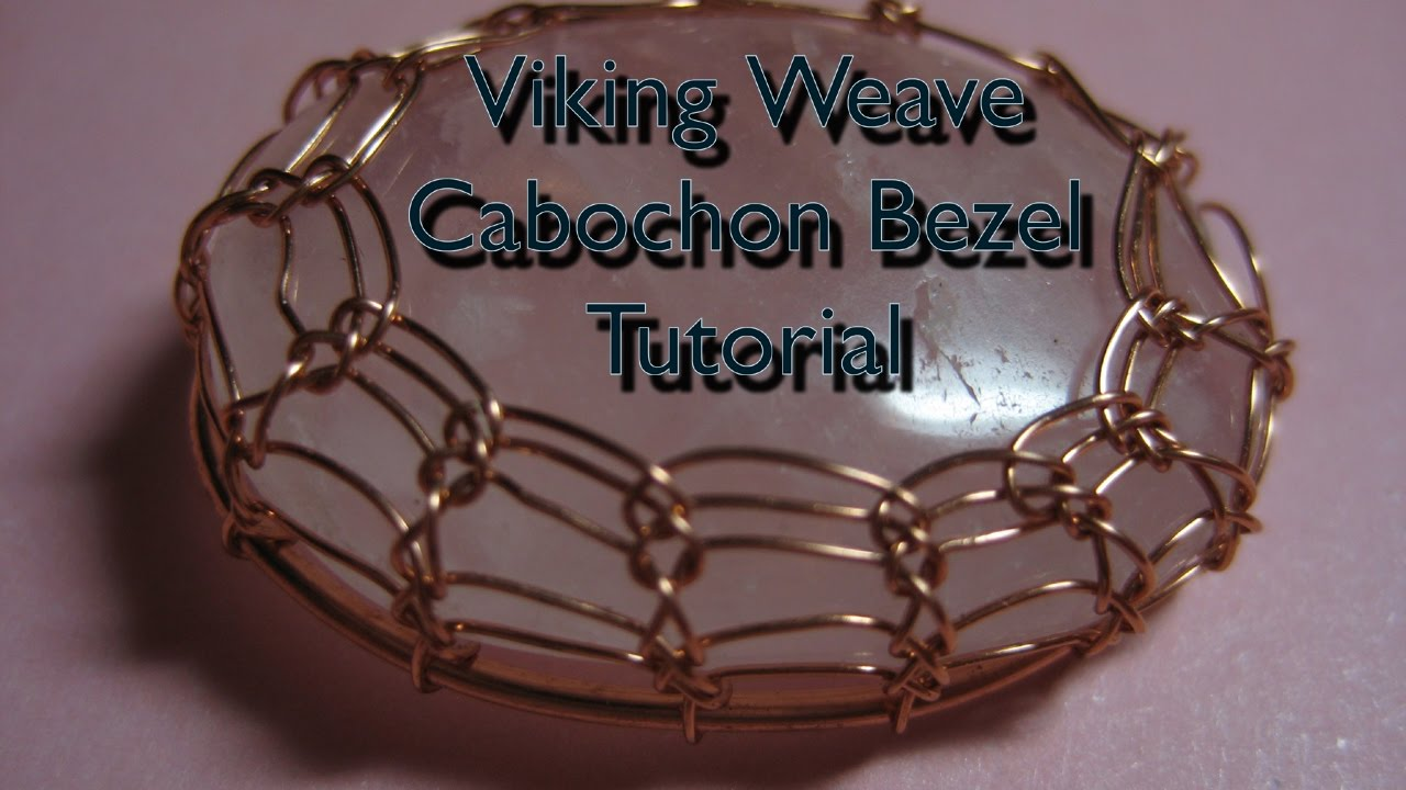Knitting With Wire Tutorial : Viking knit with soft flex beading wire tutorial at lima beads