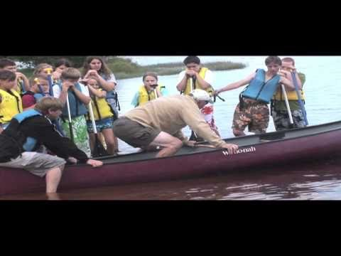 Wildlands School - Canoe Safety Part 5, Getting In
