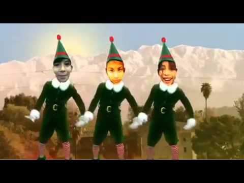 Elf YourSelf Christmas Theme Song c: