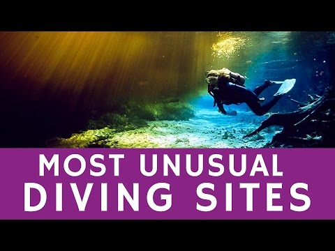 World's Best Diving Sites: 7 Unusual Places for Snorkeling