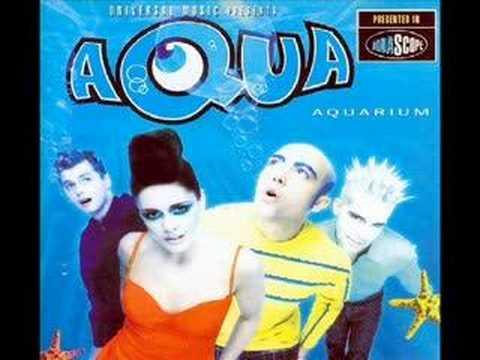 Aqua Aquarium Track One