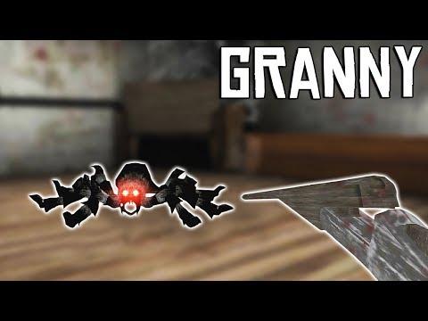 DA LI MOZEMO DA UBIJEMO PAUKA?! - (Granny)
