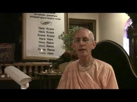 Lecture - Guruprasad Swami - Sunday Feast - Gundica Marjana