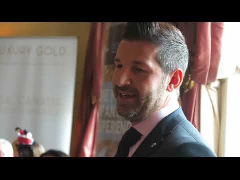 Paul Melinis of Travel Corporation @Residence Dec 1 2017