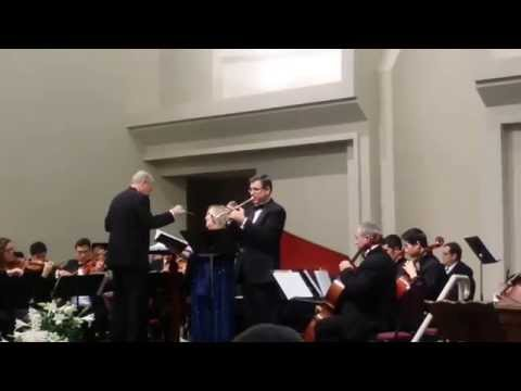 Chamber  Orchestra, featuring Soprano & Trumpet