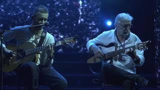 Сергей Бабкин и Френсис Гойя (репетиция)