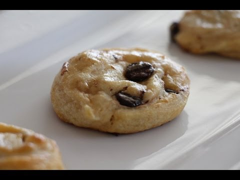 How To Make Chocolate Chip CreamCheese Cookies | Simply Bakings