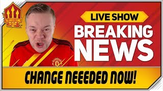 GOLDBRIDGE RANT! Man Utd News