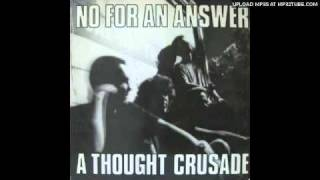 Watch No For An Answer Without A Reason video