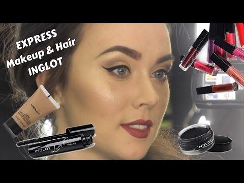 Макияж и Прическа в 4 руки - INGLOT / EXPRESS MAKEUP & HAIR