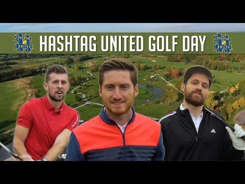 HASHTAG UNITED GOLF TOURNAMENT!!
