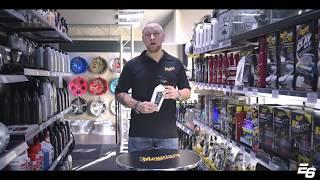 MB0522 Meguiar's Mirror Bright Wheel Cleaner - pH neutrální pěnový čistič na kola a pneumatiky