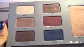 'Skylark' by Elle & Blair Makeup Review (Palette & Lip Gloss Duo) Thumbnail