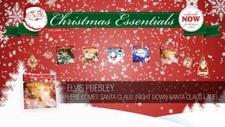 Elvis Presley - Here Comes Santa Claus (Right Down Santa Claus Lane) // Christmas Essentials