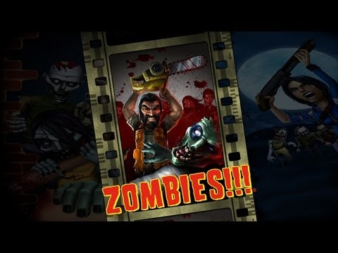 Zombies!!! ® - Universal - HD Gameplay Trailer