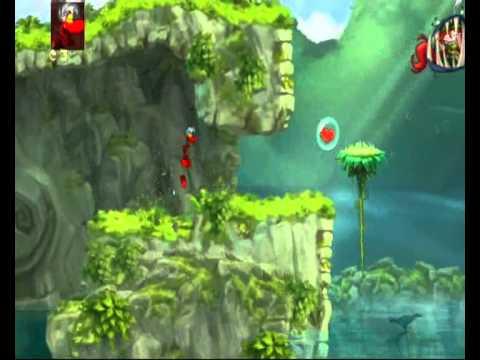 Rayman Origins (TexMod) - Iron Rayman / Rayman De Ferro