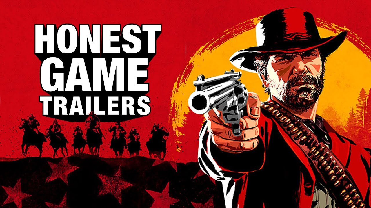 Honest Game Trailers   Red Dead Redemption 2 thumbnail