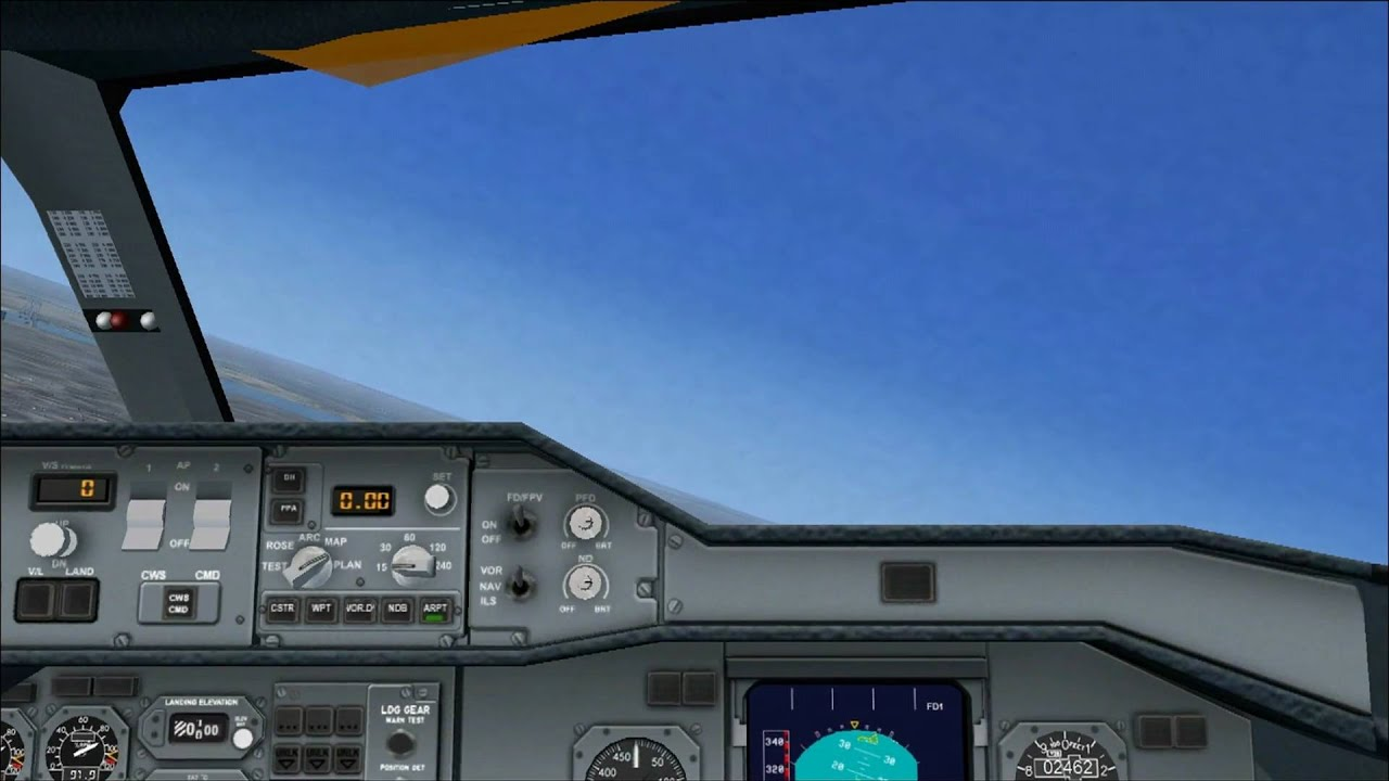 American Airlines Flight 587 Fsx Documentary Hd Youtube