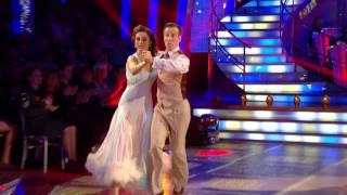 Katie Derham & Anton Du Beke Quickstep to