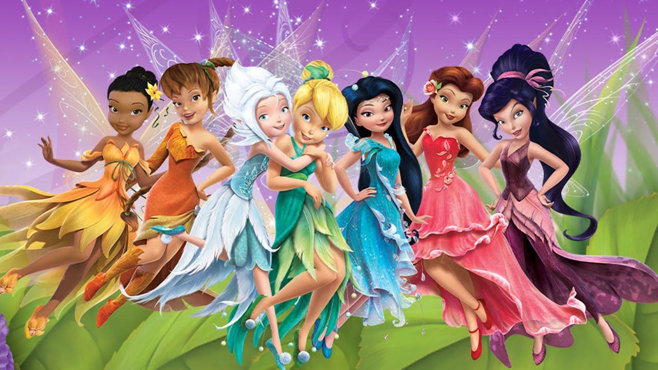 Disney fairies pixie party couture subscribe youtube - Image de violetta et ses amies ...
