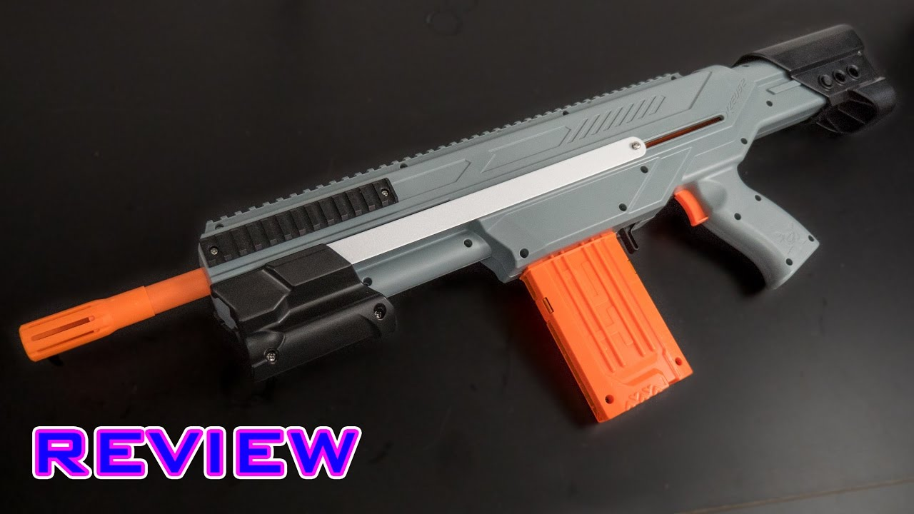 Nerf n-strike elite long shot cs-6 blaster. Are you looking for the biggest, craziest and most powerful nerf guns that money can buy?. Well look no further,