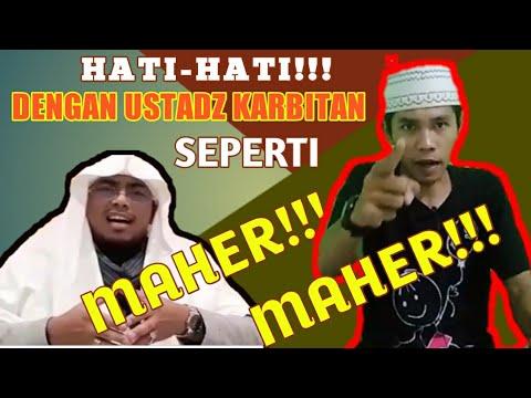 Ustadz Maheer AT-HUALIBI bikin ulah, santri ini tetap