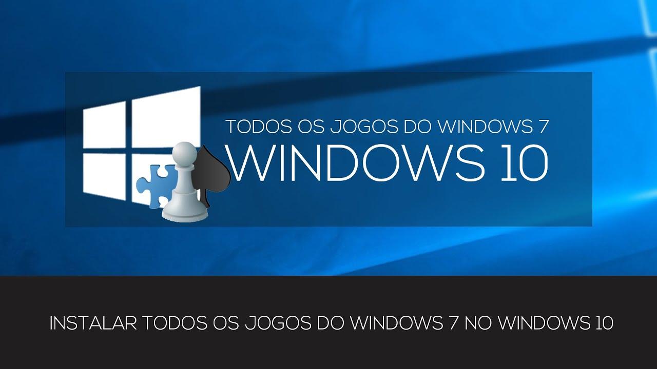 jogos windows 7 download gratis