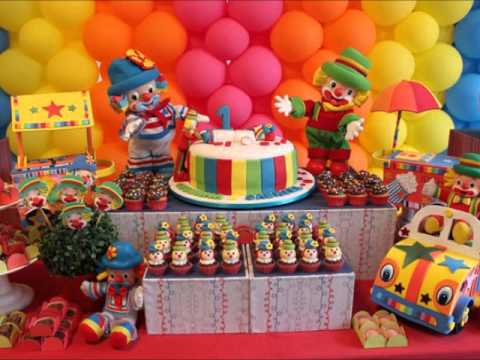 Decoração Festa de Aniversário Tema Patati Patatá