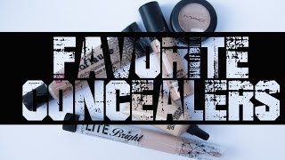 Favorite : Concealers