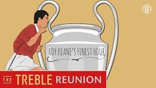 Treble Tales | Roy Keane's Finest Hour | Juventus 2-3 Manchester United (1999)