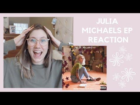 JULIA MICHAELS - INNER MONOLOGUE PT. 1 (REACTION) | CaylensLife Mp3