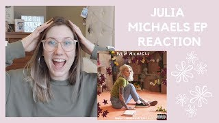JULIA MICHAELS - INNER MONOLOGUE PT. 1 (REACTION) | CaylensLife