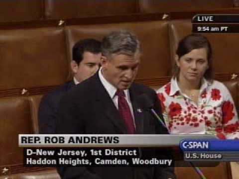 Rep. Andrews On Procurement Reform
