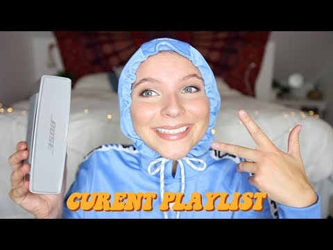 CURRENT MUSIC FAVORITES! GET LIT WITH ME + MINI HAUL/ GIVEAWAY