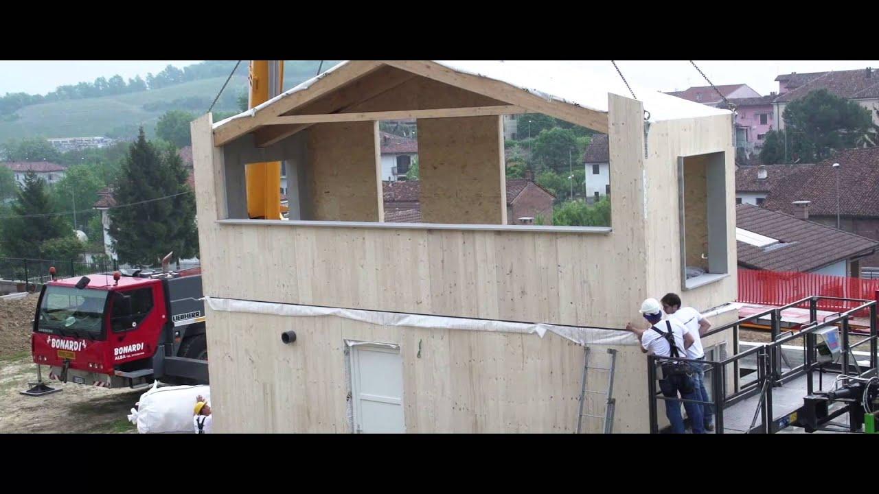 timberkube arbra 164 costruire la casa di domani youtube